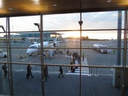 After 11 month of intensive construction Terminal B at Luxembourg Airport is open